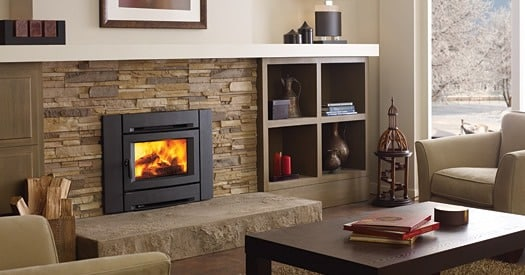 Fireplace Sales and Installation by A&T Chimney Sweeps