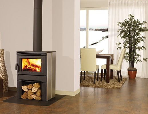 Wood Stoves Sales and Installation by A&T Chimney Sweeps